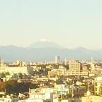 わが家の富士山