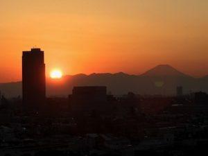 我が家の富士山