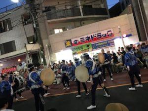 鍋横夏祭り